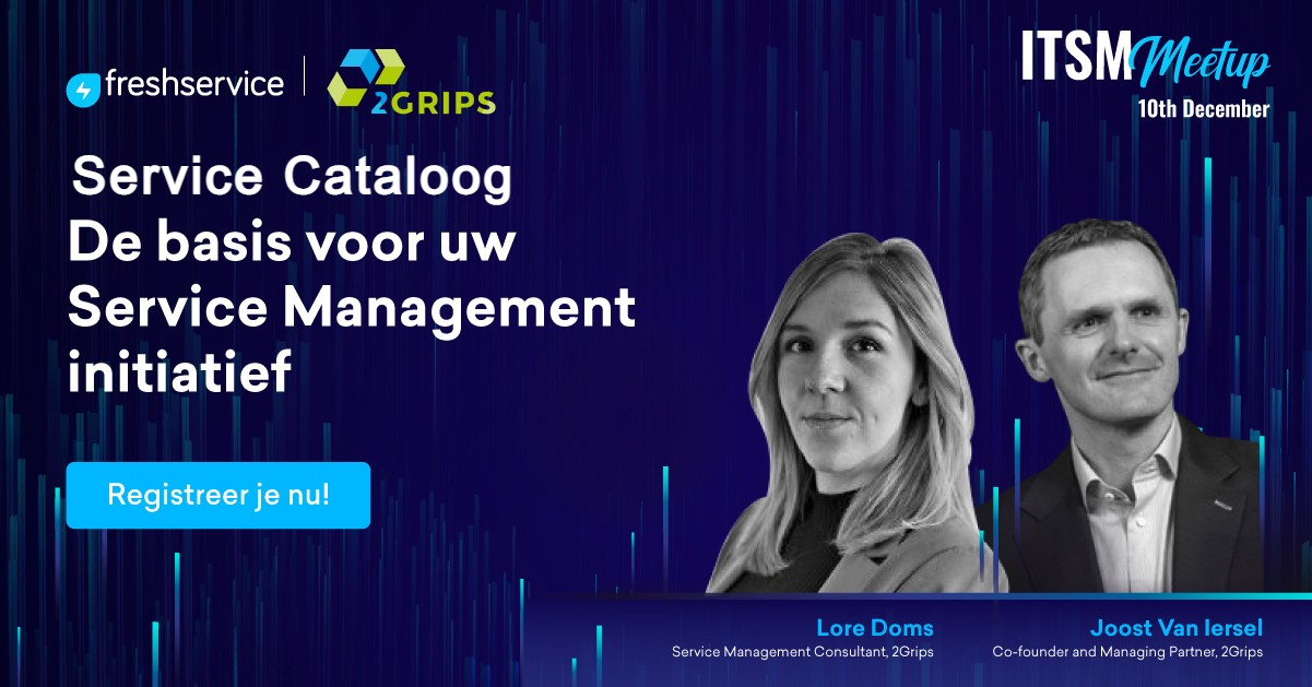 ITSM Meetup Benelux